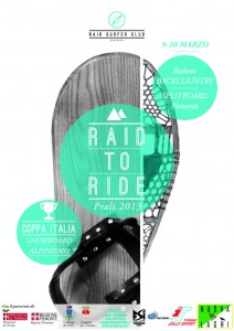Raid to Ride Prali 2013